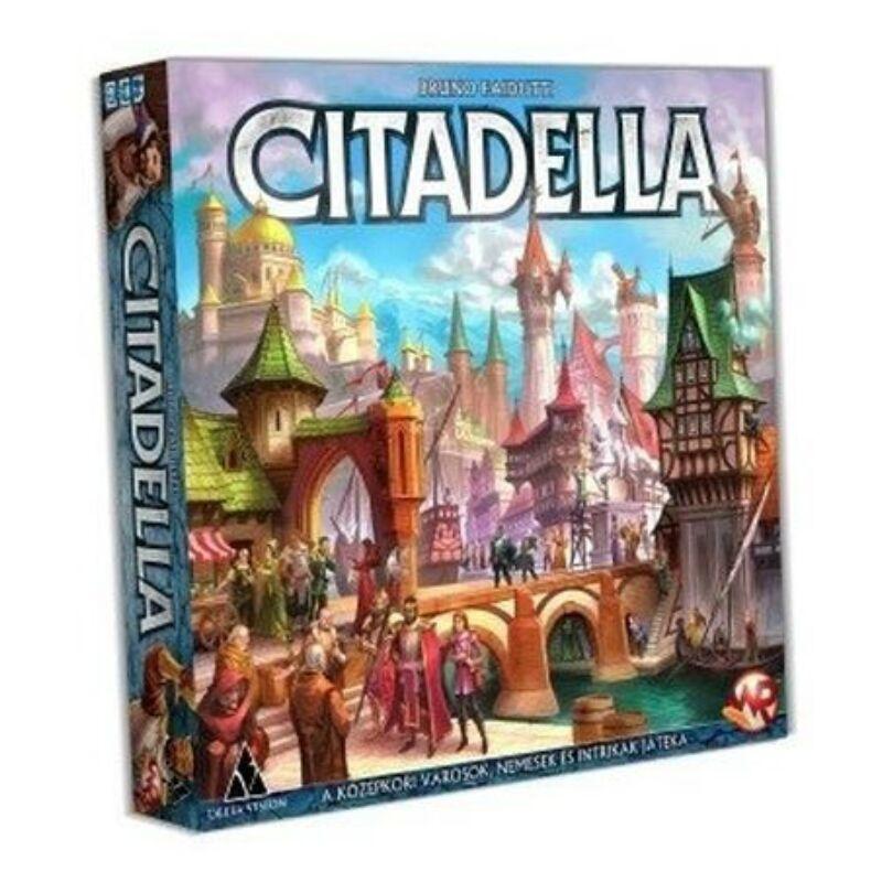 Citadella társasjáték - 2017-es kiadás
