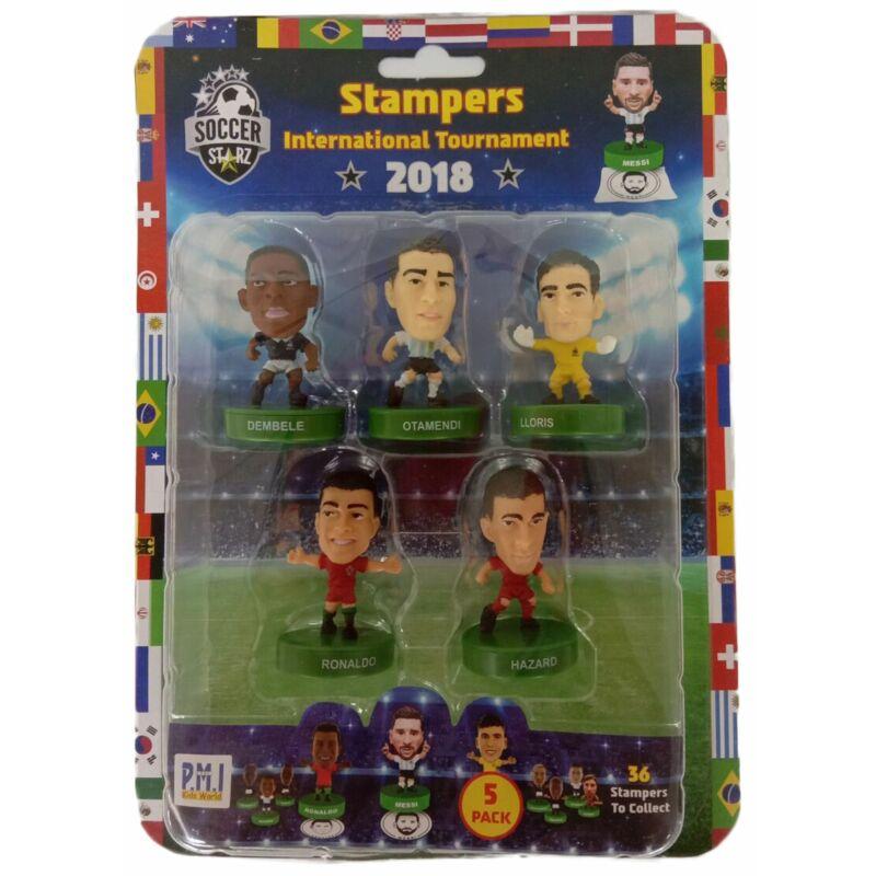 Soccer Starz focista figura - 5 db-os