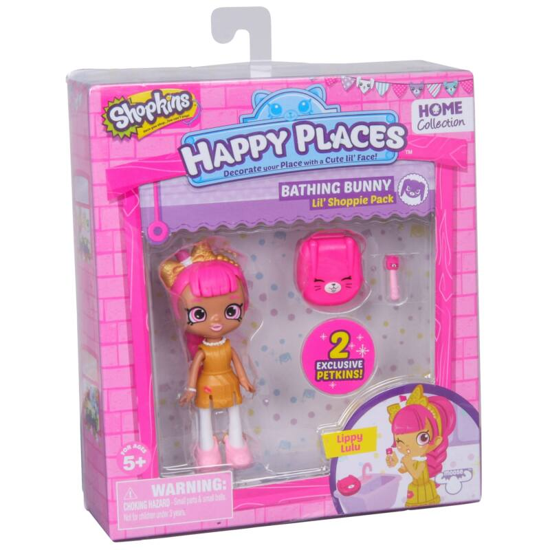 Happy Places játékbaba kiegészítőkkel - Lippy Lulu