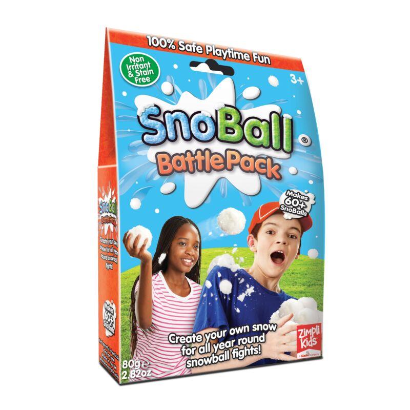 SnoBall - hógolyó készítő szett, 80 g