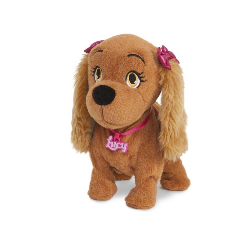 Lucy interaktív kutya - énekel és táncol