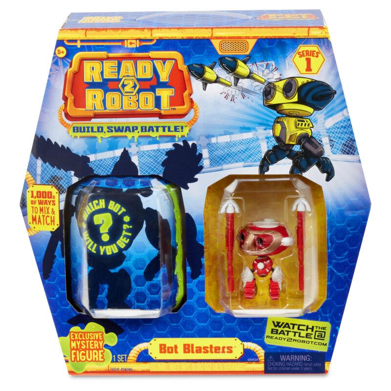Ready2Robot - Robot kilövő