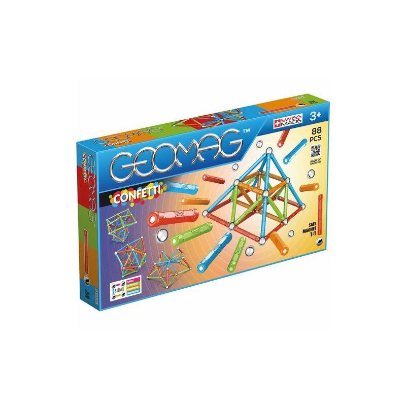 Geomag Confetti 88 darabos készlet