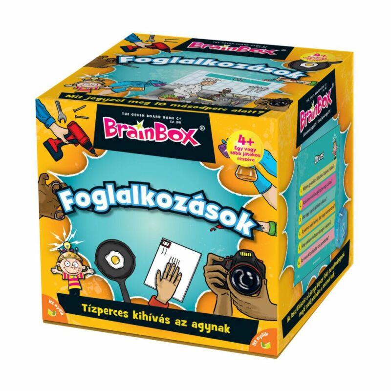 BrainBox Foglalkozások