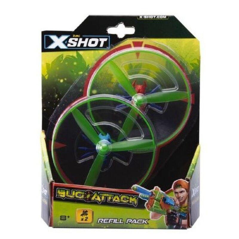 X-Shot Bogártámadás - Swarm Seeker utántöltő