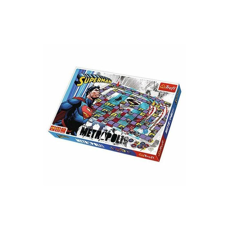 Superman - Metropolis társasjáték