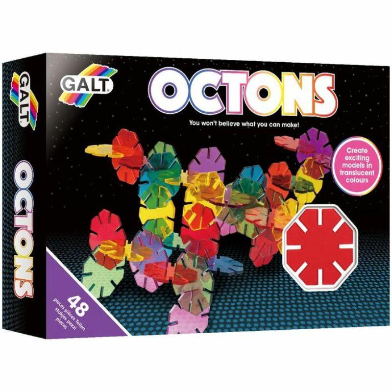Galt Oktogon játék