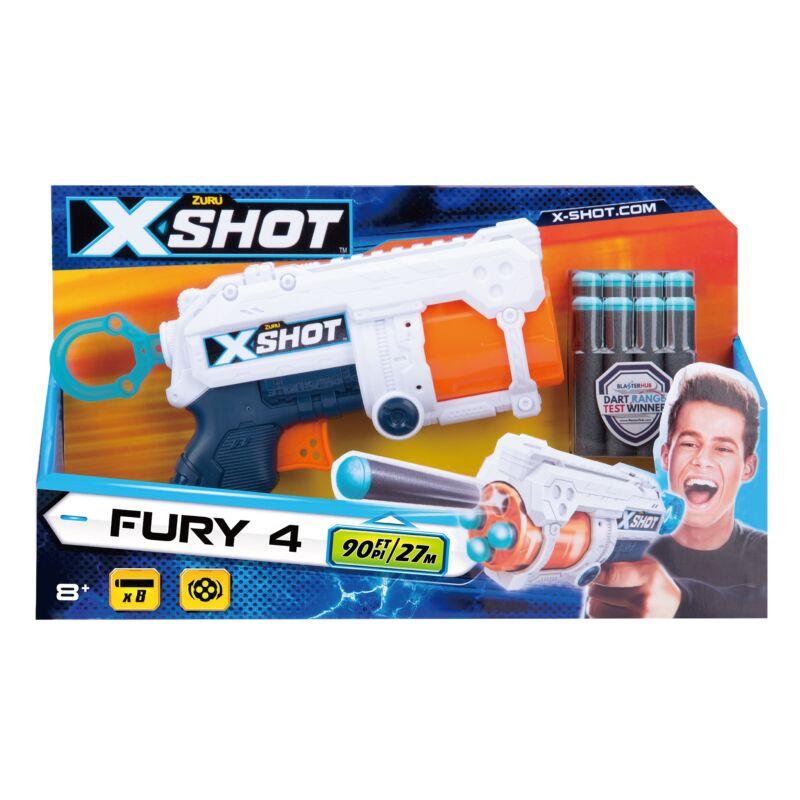 X-Shot Fury