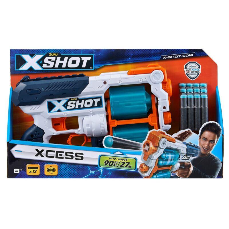 X-Shot TK-12 Xcess pisztoly