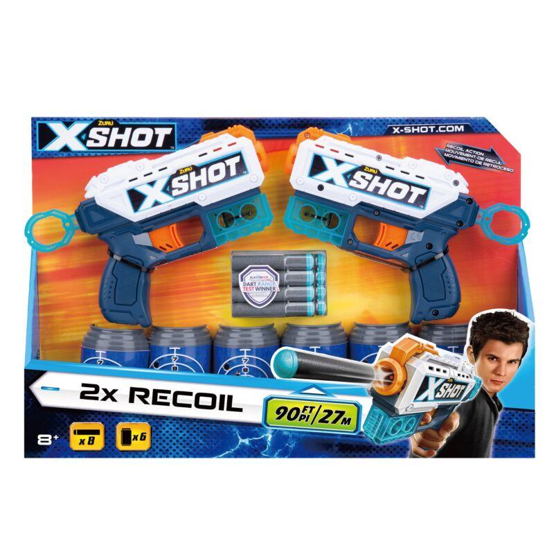 X-Shot Double Kickback