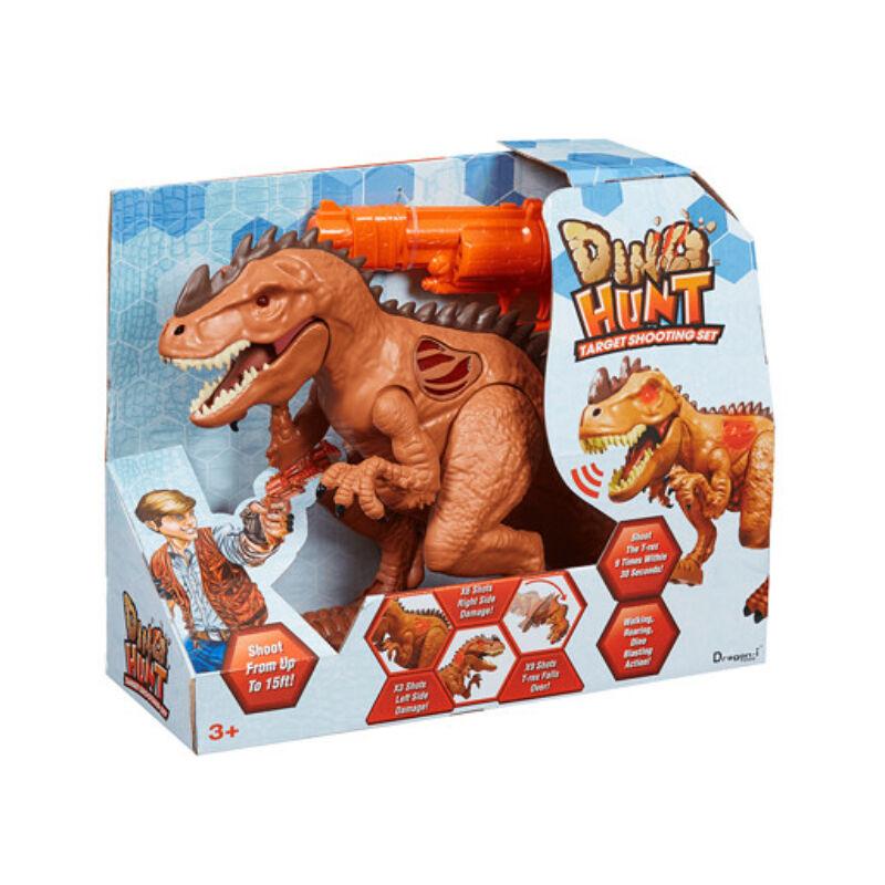 Dinóvadászat interaktív játék - Dino Hunt