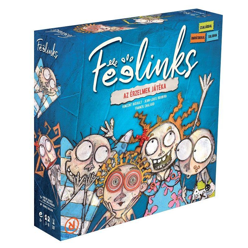 Feelinks - Az érzelmek társasjátéka
