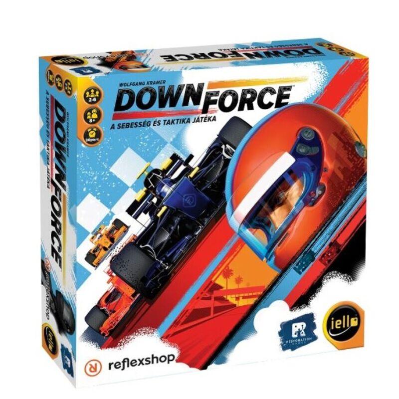 Downforce - A sebesség és taktika játéka