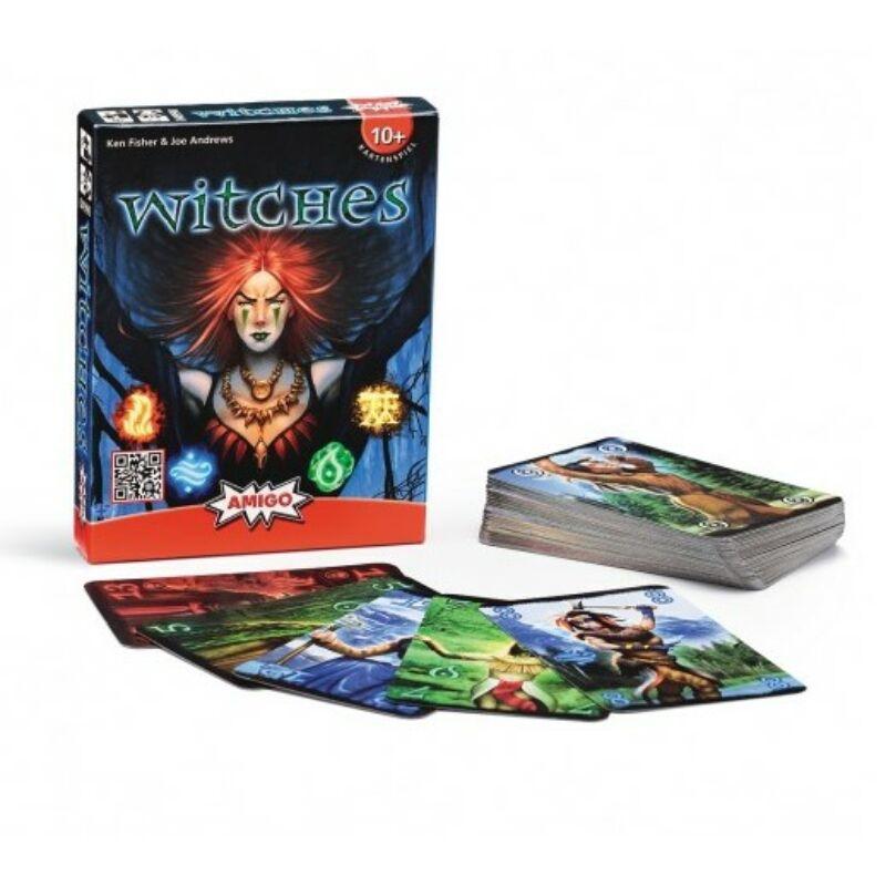 Boszorkányok kártyajáték