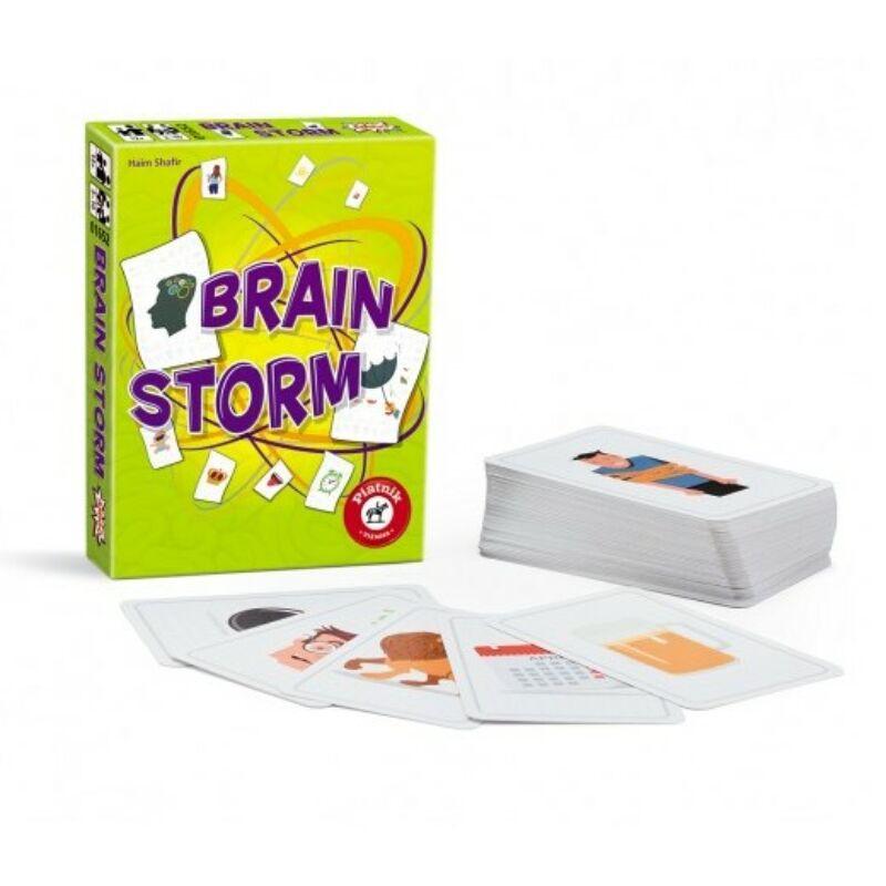 BrainStorm - Kreatív kártyajáték