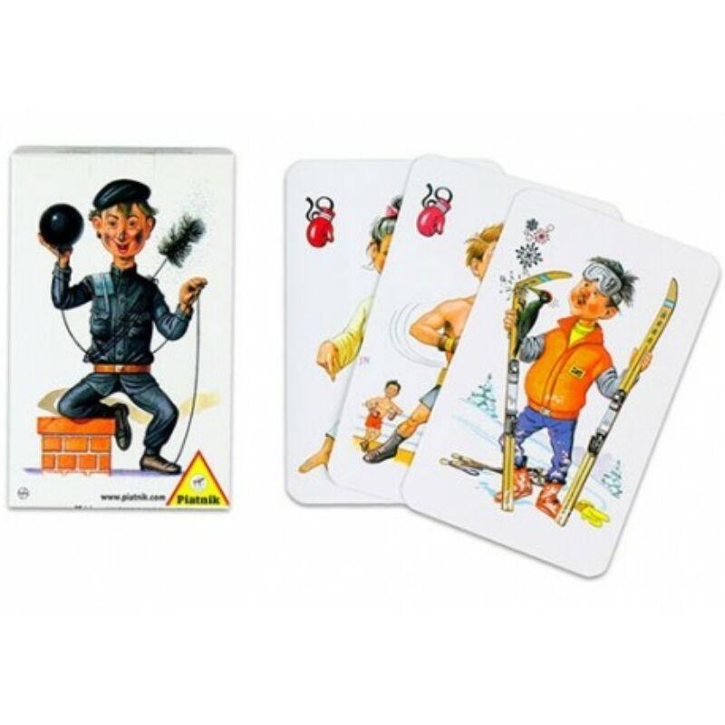 Fekete Péter kártya - nosztalgia