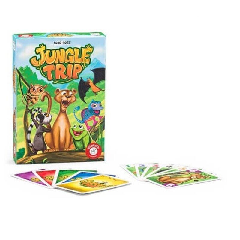Jungle Trip kártyajáték