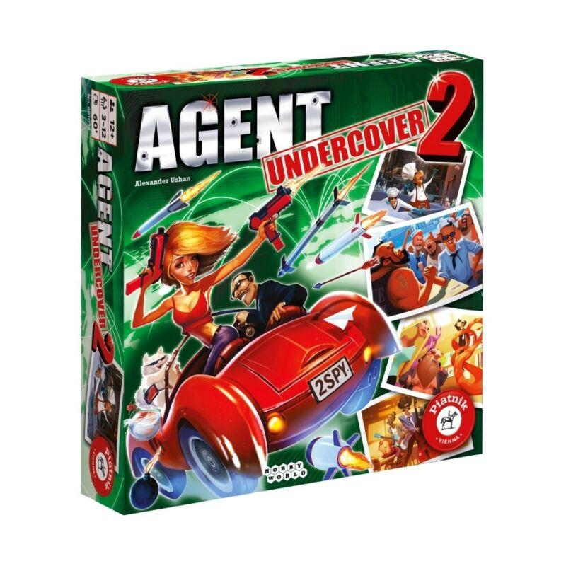 Agent Undercover - Titkos ügynök 2 társasjáték