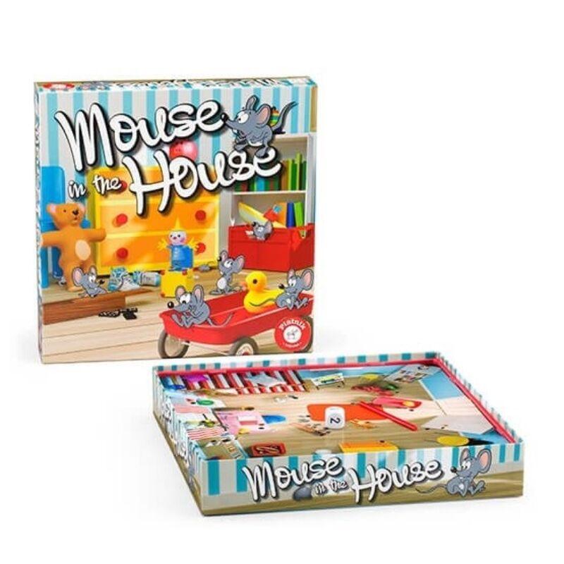 Mouse in the house társasjáték