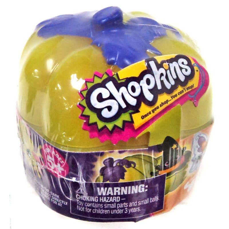 Shopkins Meglepetés Halloween Tök 2 db-os