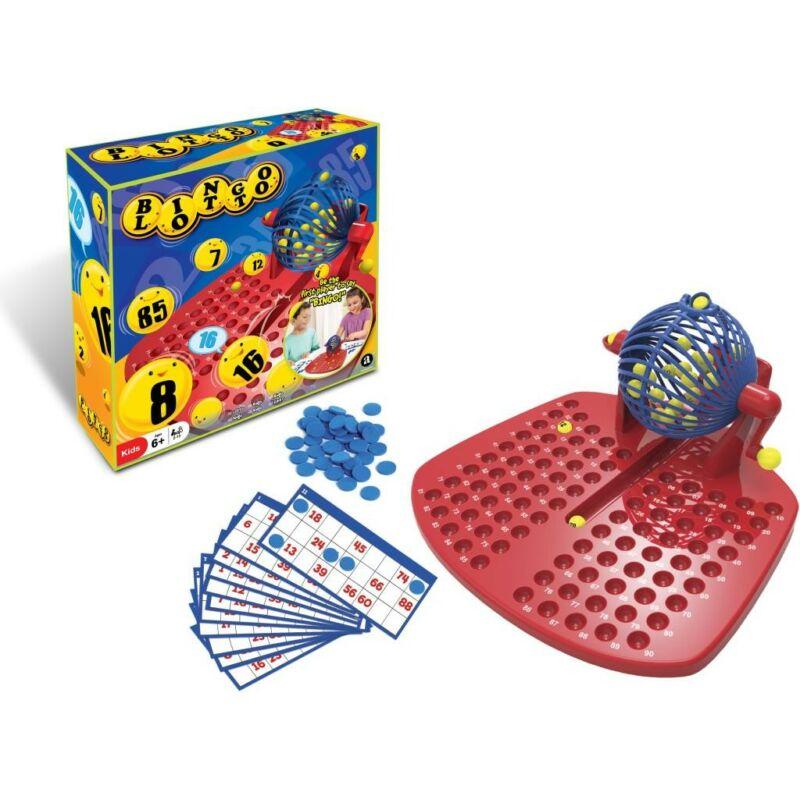 Bingo - Lotto társasjáték