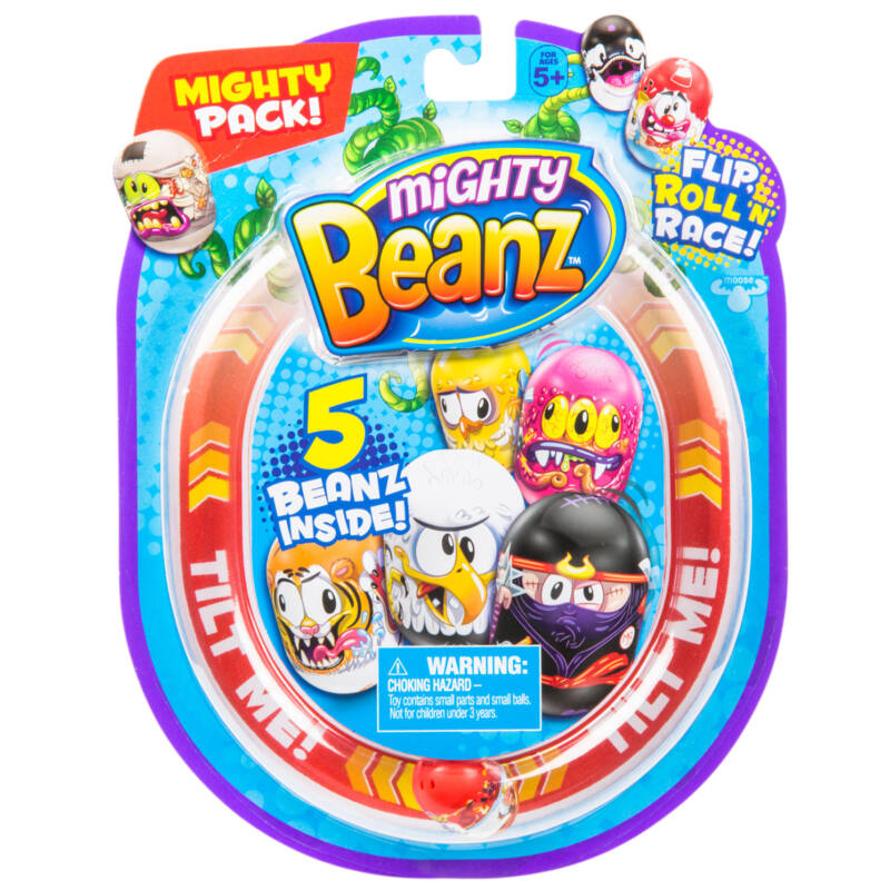 Mighty Beanz 5 db-os szett