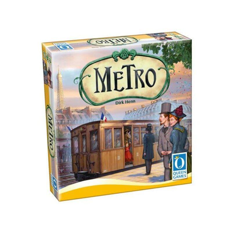 Metro társasjáték