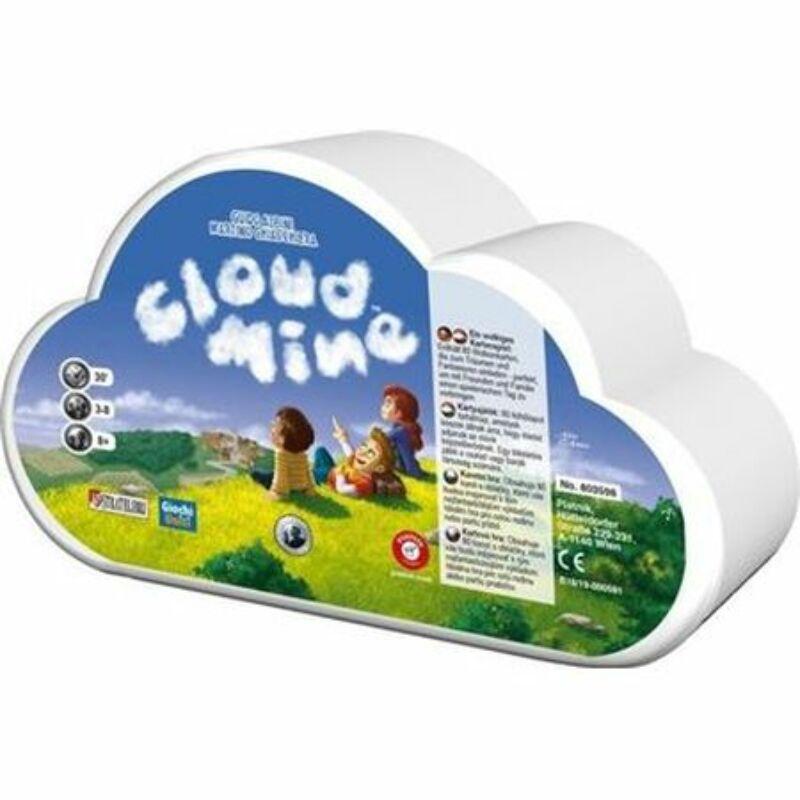 Cloud Mine kártyajáték