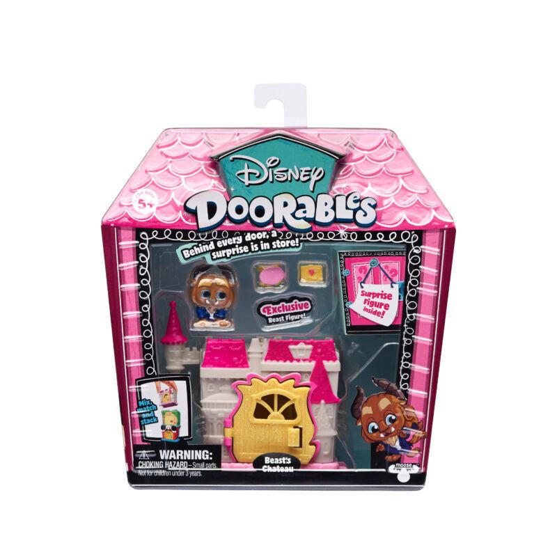 Doorables játékszett - Beast's Chateau