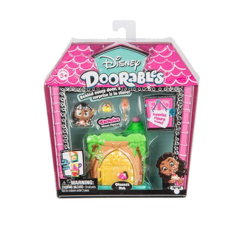 Doorables játékszett - Moana's Hut