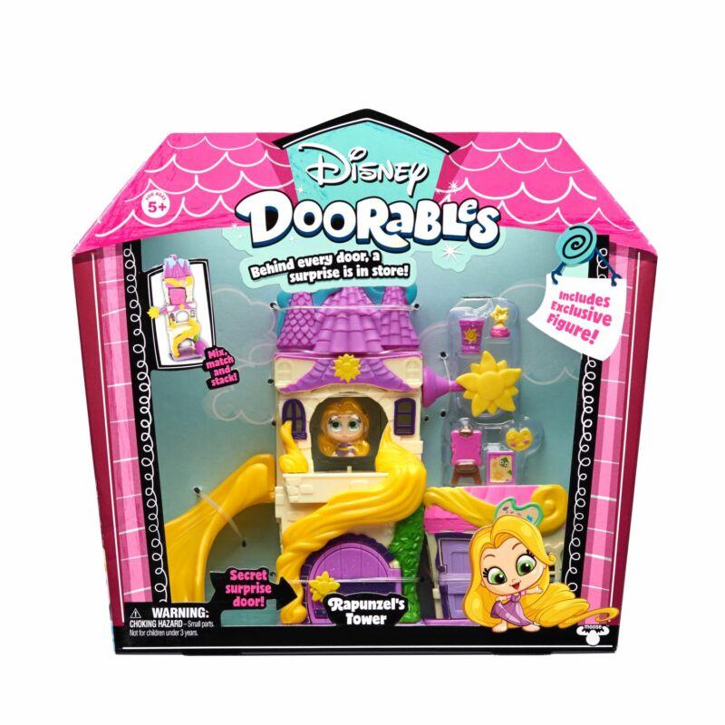 Doorables Házikó szett - Rapunzel's Tower