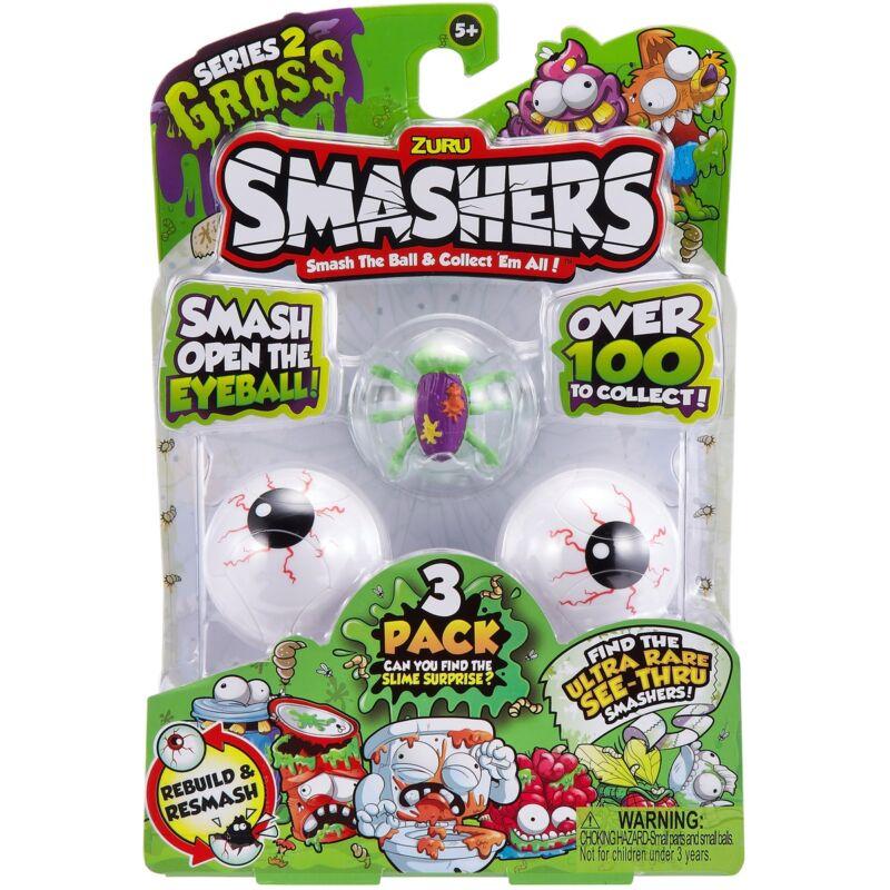 Smashers S2 3 db-os