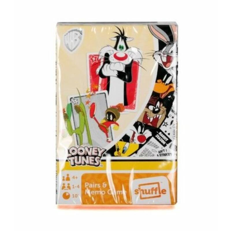 Looney Tunes - Bolondos dallamok Fekete Péter és memória kártya