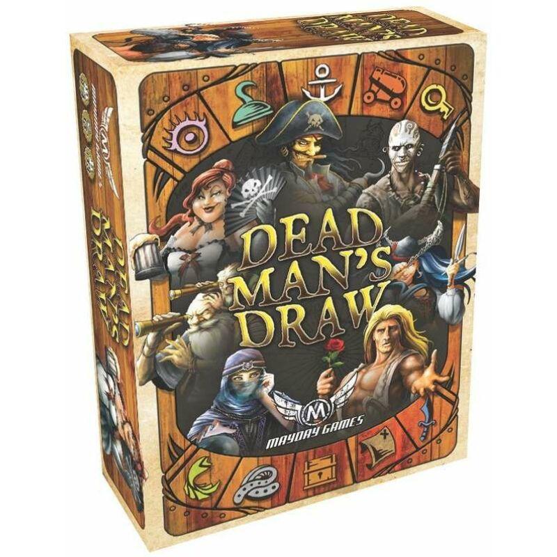 Elveszett kincsek tengere társasjáték - Dead Man's Draw