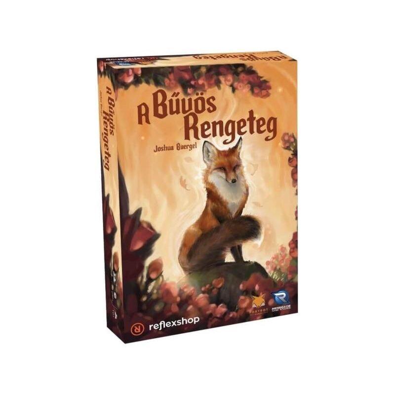 A Bűvös Rengeteg társasjáték - Fox in the Forest