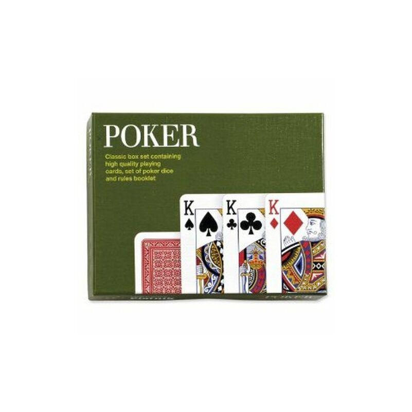 Póker kártya kockával
