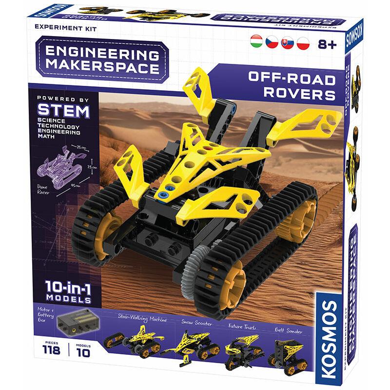 Off Road Rovers építő játék