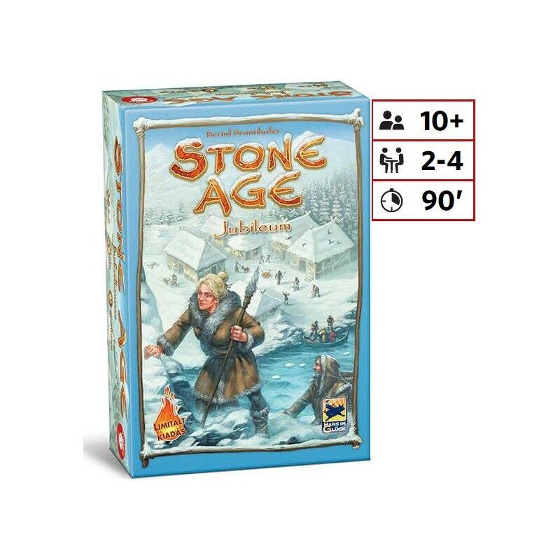 Stone Age Anniversary társasjáték
