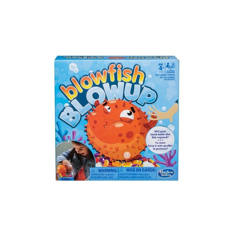 Hasbro Blowfish blowup - Gömbhal társasjáték