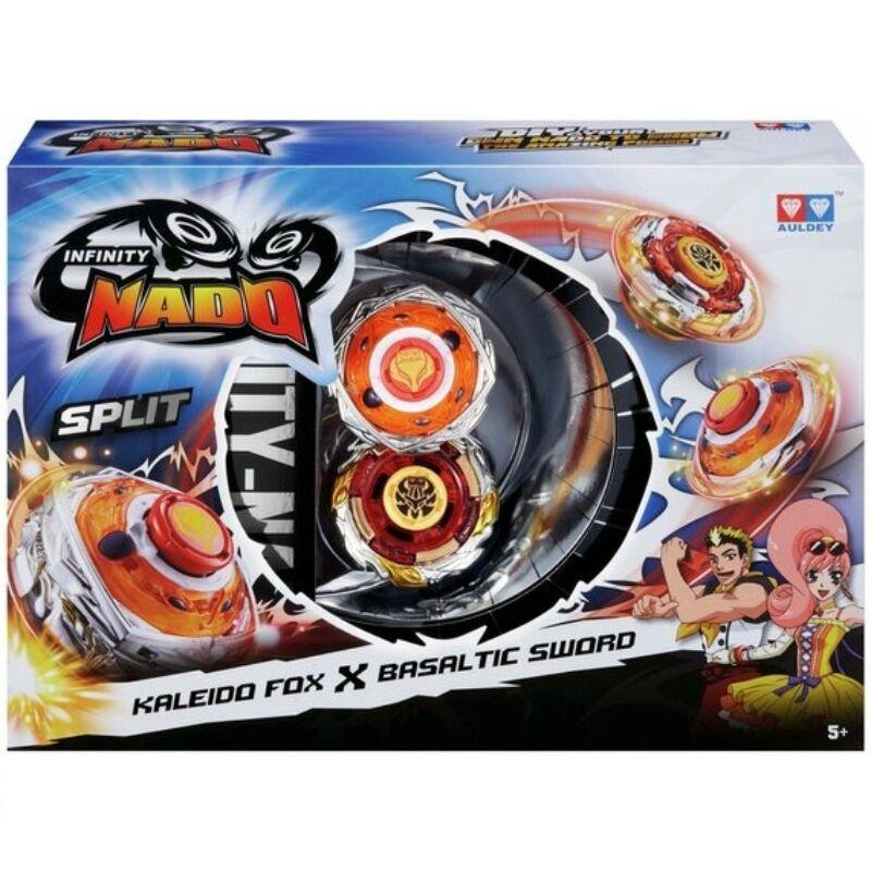 Infinity Nado Split - Kaleido Fox