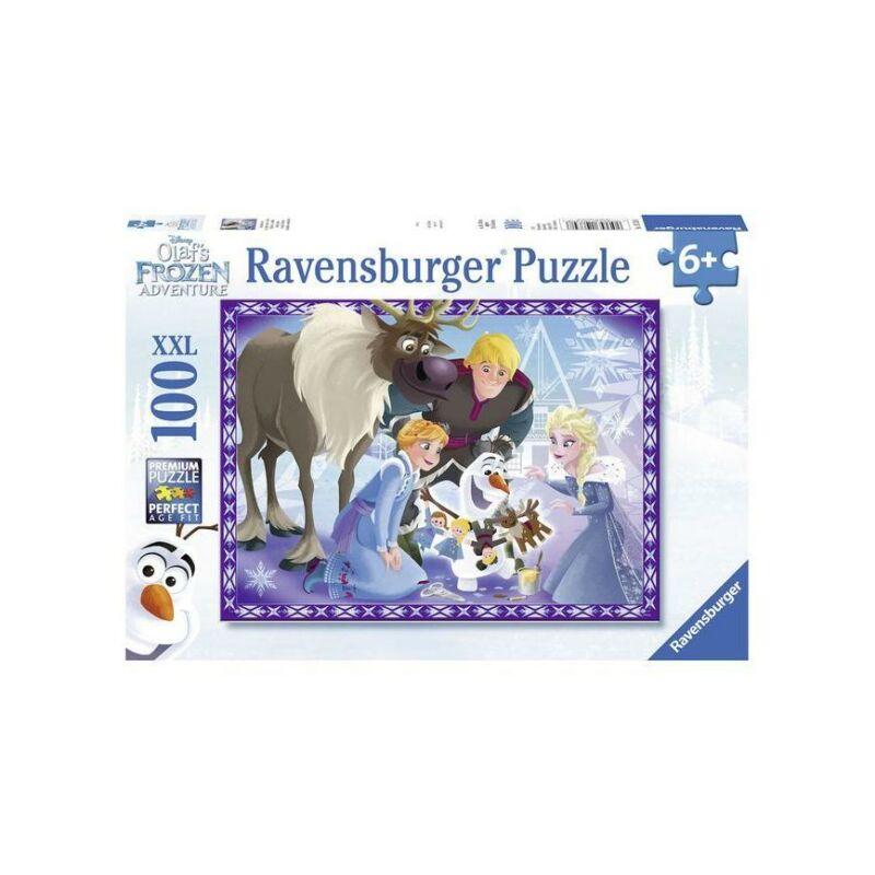 Jégvarázs család, 100 db-os puzzle