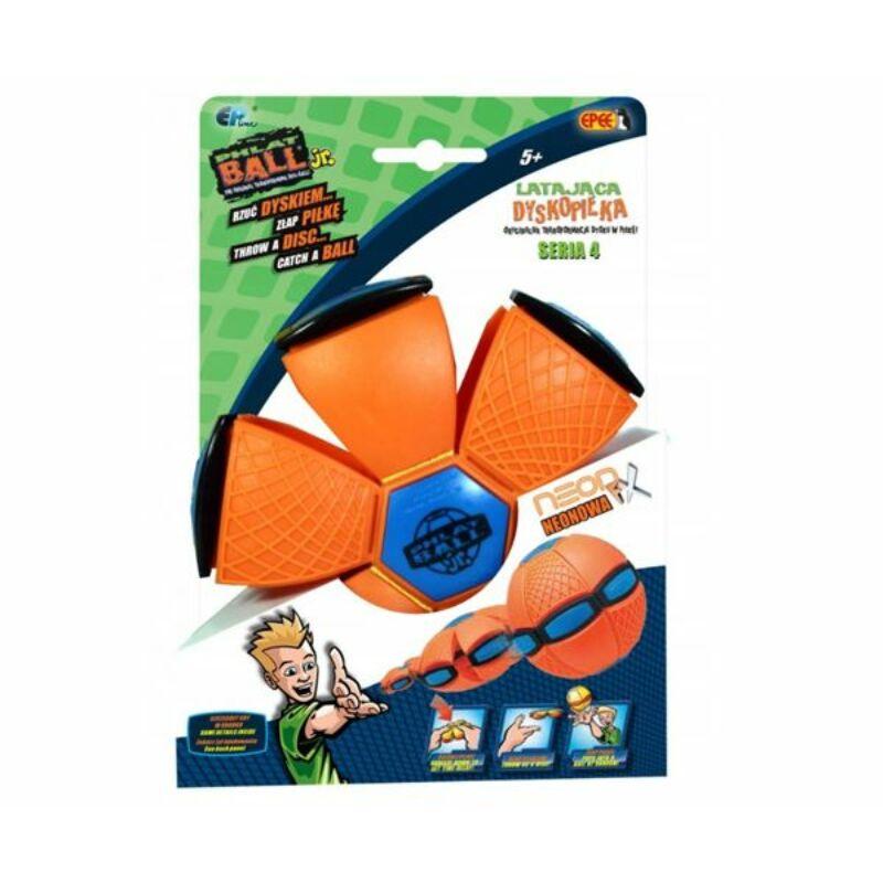 Phlat Ball Jr. Neon FX korong labda, többféle