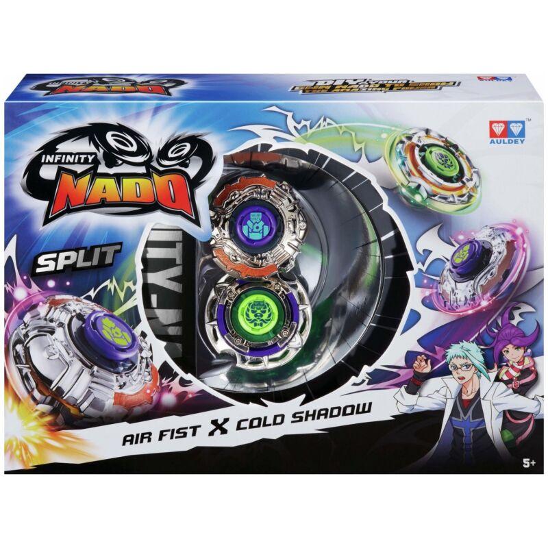 Infinity Nado Split - Air Fist x Cold Shadow