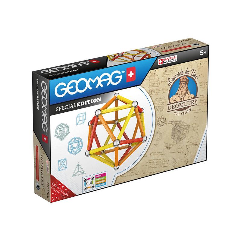 Geomag Leonardo Magnetic Geometry 67 db-os mágneses építőjáték