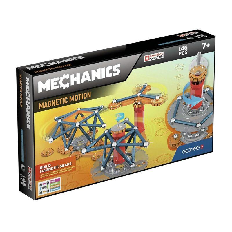 Geomag Mechanics Magnetic Motion építő szett, 146 db-os