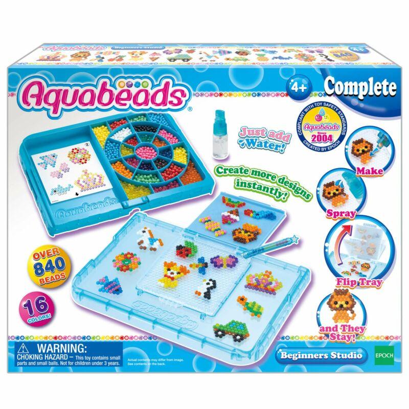 AquaBeads kezdő stúdió
