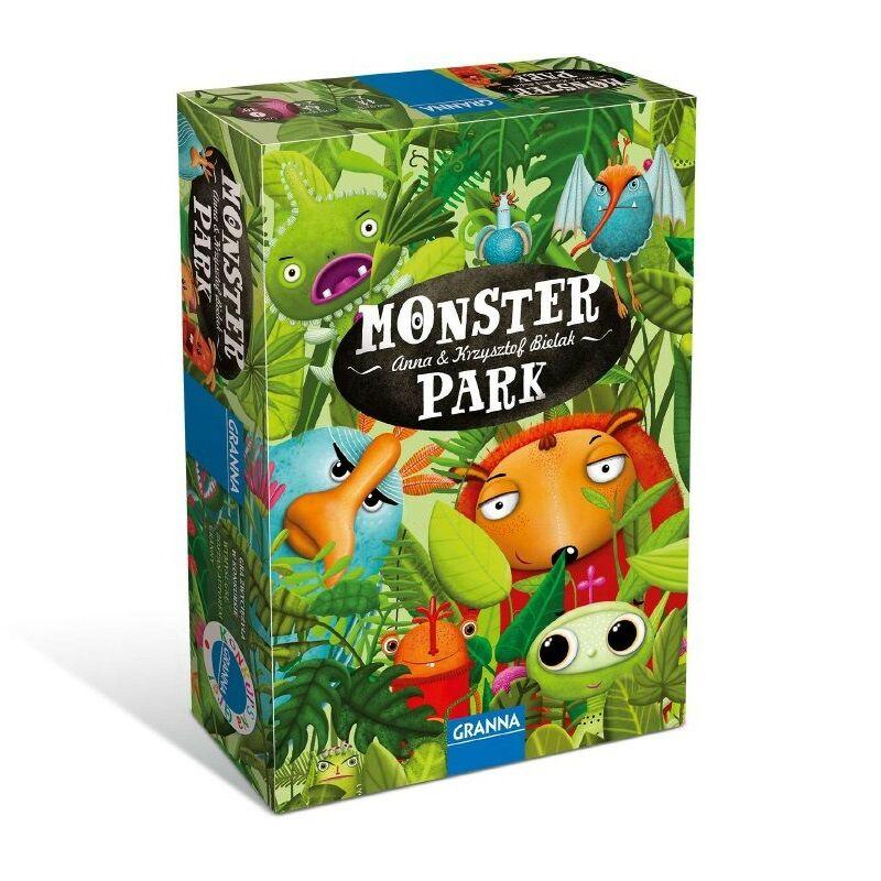 Granna Monster Park társasjáték