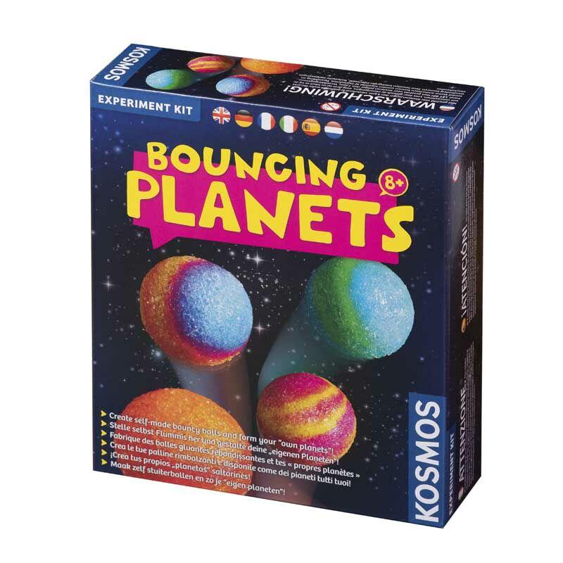 FunScience Bouncing Planets kísérletező készlet