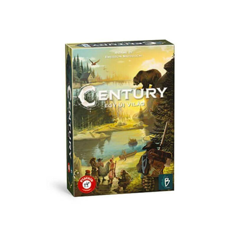 Century III. - Egy új világ társasjáték