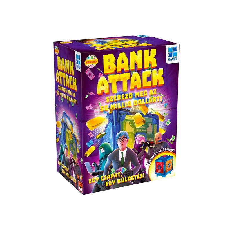 Bank Attack - Bank támadás társasjáték